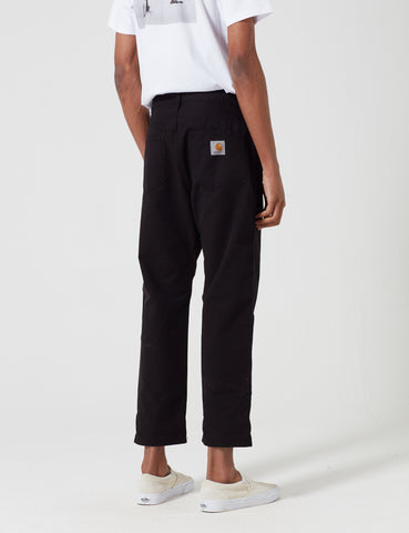 Carhartt Toledo Pant Trousers (Regular Fit) - Black