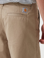 Carhartt Dallas Pant Chino (Regular Fit) - Leather