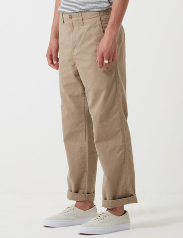 Carhartt Dallas Pant Chino (Regular Fit) - Khaki Leather
