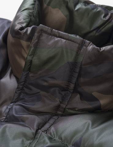 Carhartt Deming Jacket - Camo Laurel Green