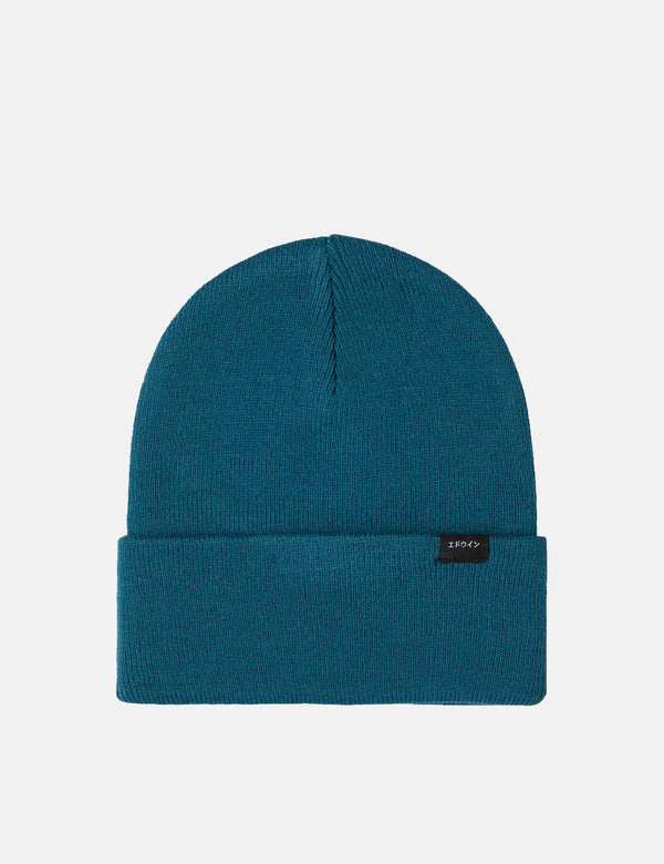 Edwin Kurt Beanie Hat - Ocean Depths
