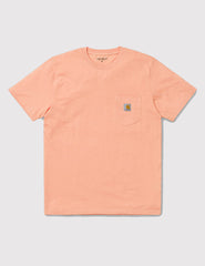 Carhartt Pocket T-Shirt - Peach