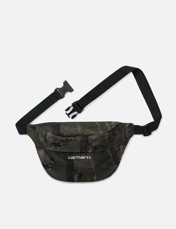 Carhartt-WIP Payton Hip Bag - Camo Tree Green