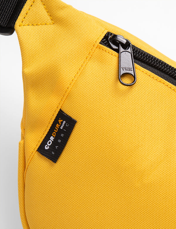 Carhartt-WIP Payton Hip Bag - Sunflower/Black