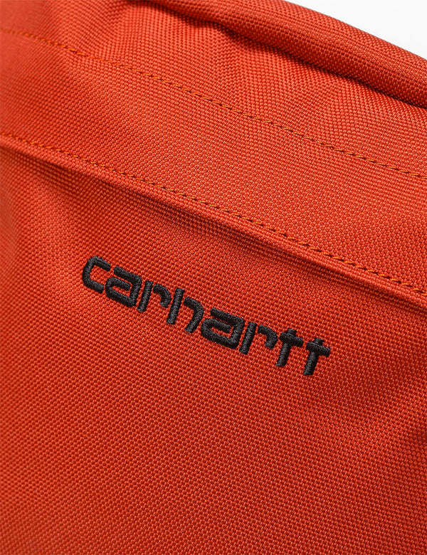 Carhartt-WIP Payton Hip Bag - Cinnamon/Black
