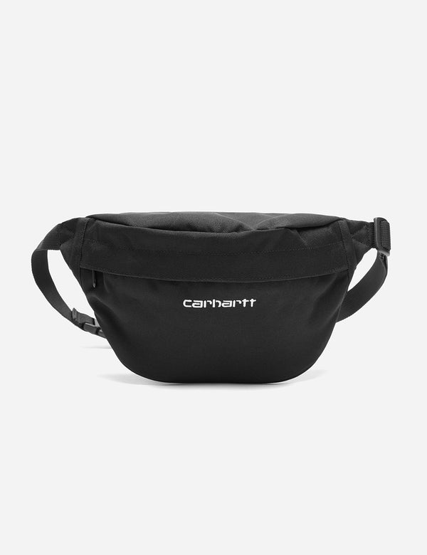Carhartt-WIP Payton Hip Bag - Black