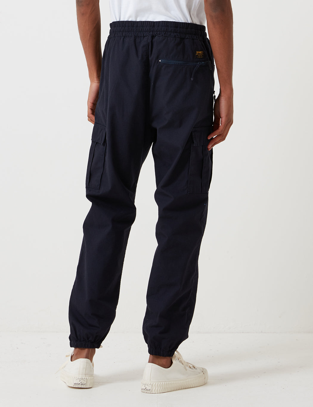 fantastic savings price reduced quality first Carhartt-WIP Cargo Jogger Pants (Ripstop) - Dark Navy Blue Rinsed