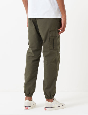 Carhartt-WIP Cargo Jogger Pants (Ripstop) - Cypress Green
