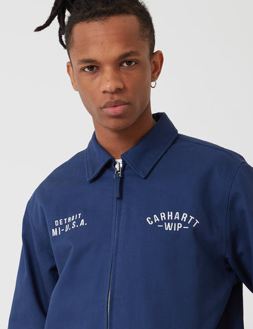 Carhartt Lakes Jacket - Metro Blue