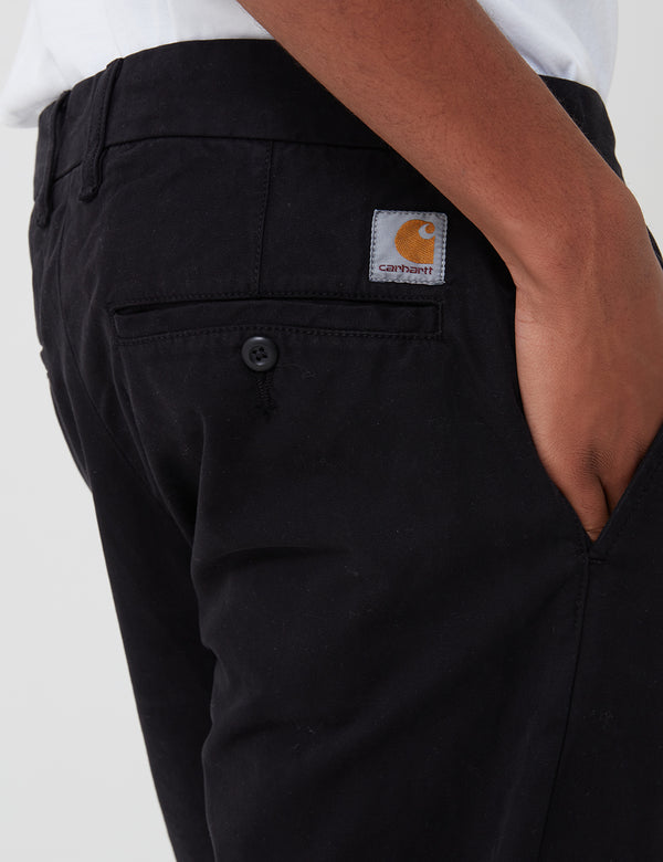 Pantalon Carhartt-WIP Johnson - Noir