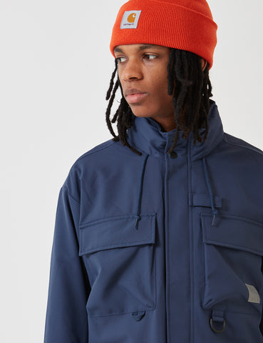 Carhartt Elmwood Jacket - Blue