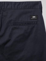Edwin 55 Chino (Regular Tapered) - Navy Blue Rinsed
