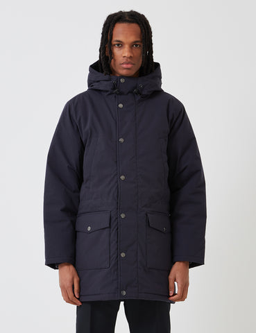 Carhartt Tropper Parka - Dark Navy Blue