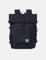Carhartt-WIP Philis Backpack - Dark Navy Blue