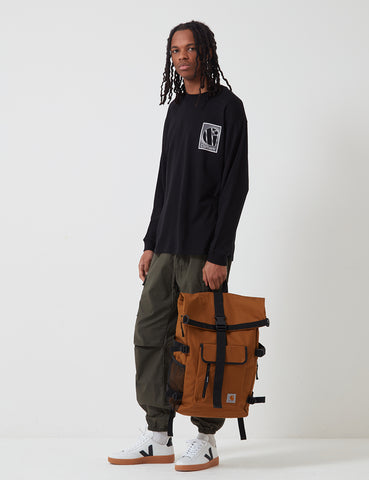 Carhartt-WIP Philis Backpack - Hamilton Brown