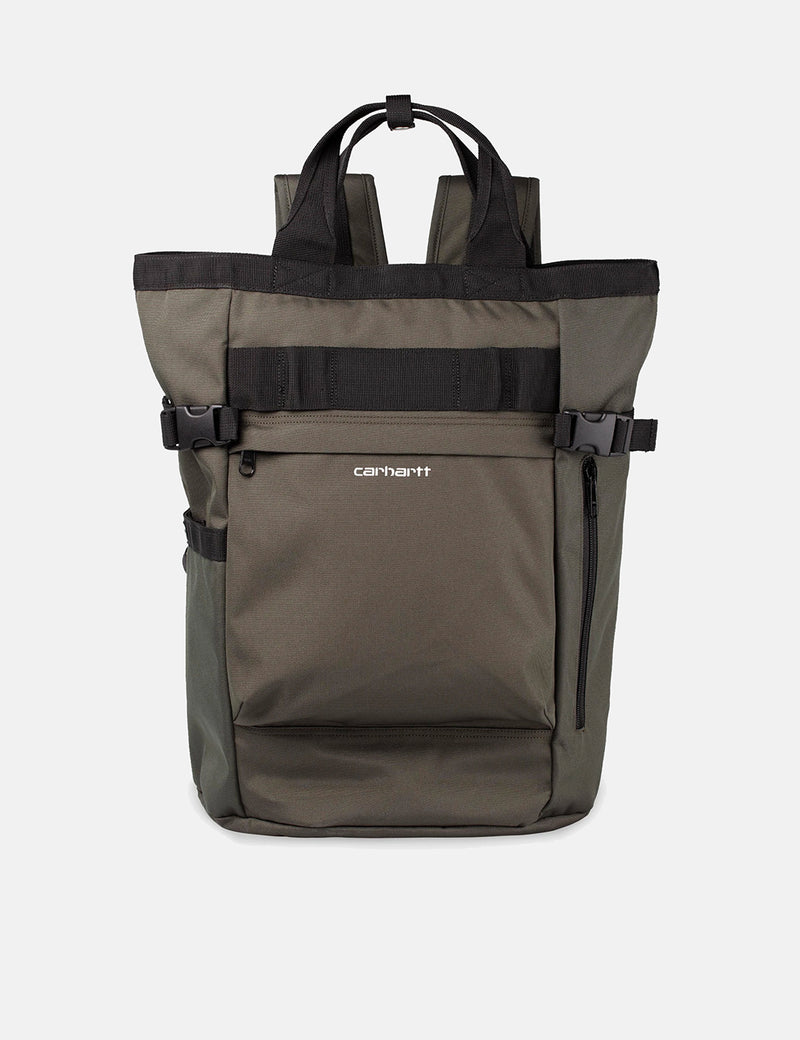 Carhartt-WIP WIP Payton Carrier Backpack - Cypress Green