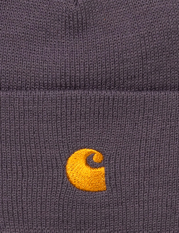 Bonnet Carhartt-WIP Chase - Provence/Or