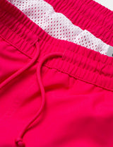 Carhartt-WIP Chase Swim Shorts - Ruby Pink