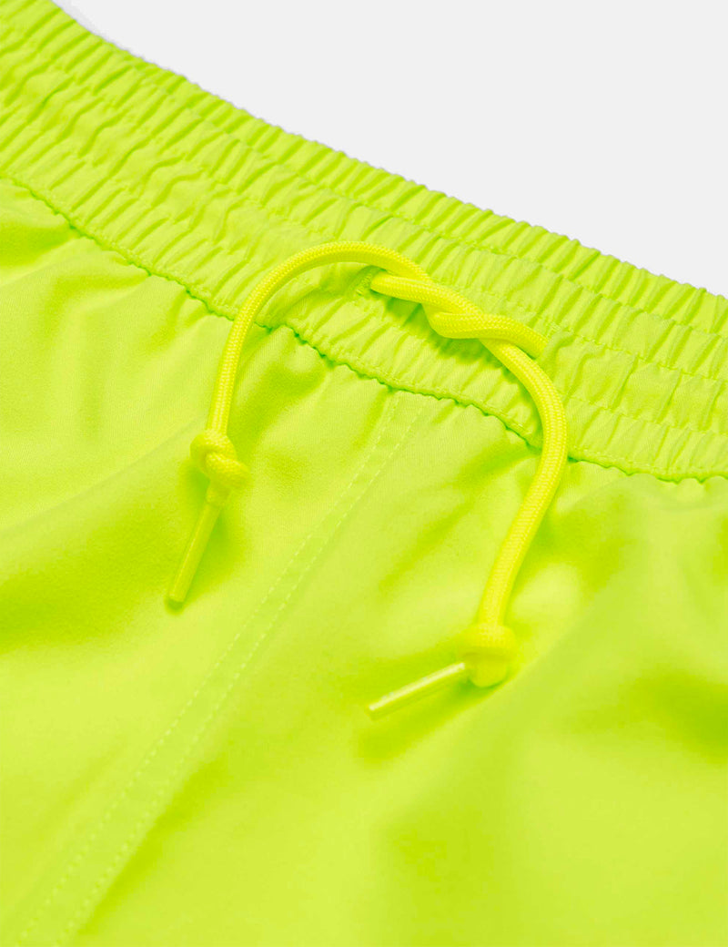Carhartt-WIP Chase Swim Shorts - Lime Green