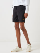 Carhartt-WIP Chase Swim Shorts - Black