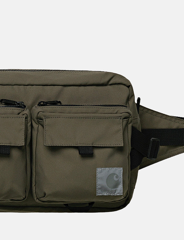 Carhartt-WIP WIP Elmwood Hip Bag - Moor Green