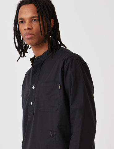 Carhartt x Fela Kuti Half Placket Shirt - Black