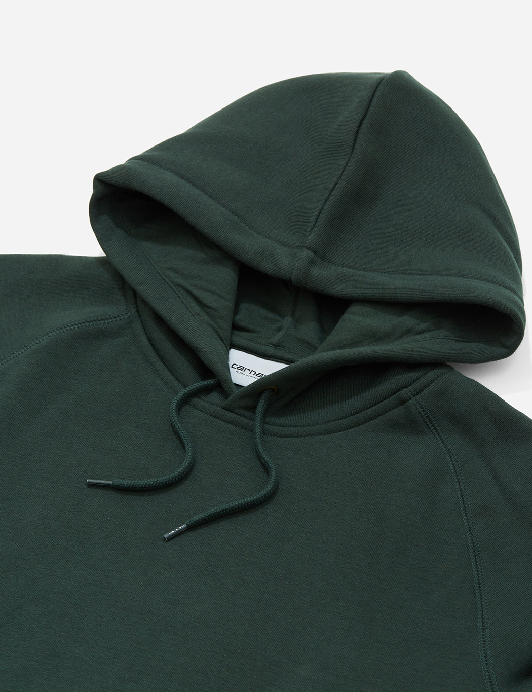 Carhartt Chase Hooded Sweatshirt - Loden Green