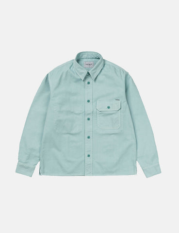 Carhartt Reno Shirt - Aloe Green