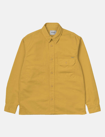 Carhartt Reno Shirt - Colza Yellow