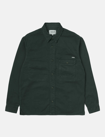 Carhartt Reno Shirt - Dark Fir Green