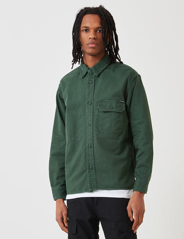 Carhartt Reno Shirt - Bottle Green