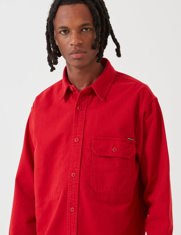 Carhartt-WIP Reno Shirt (Loose Fit) - Cardinal Red