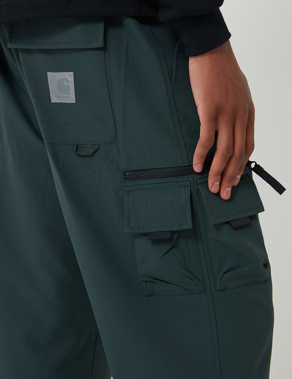 Carhartt-WIP Elmwood Pant (Mechanical Stretch, 5.3 oz) - Dark Teal