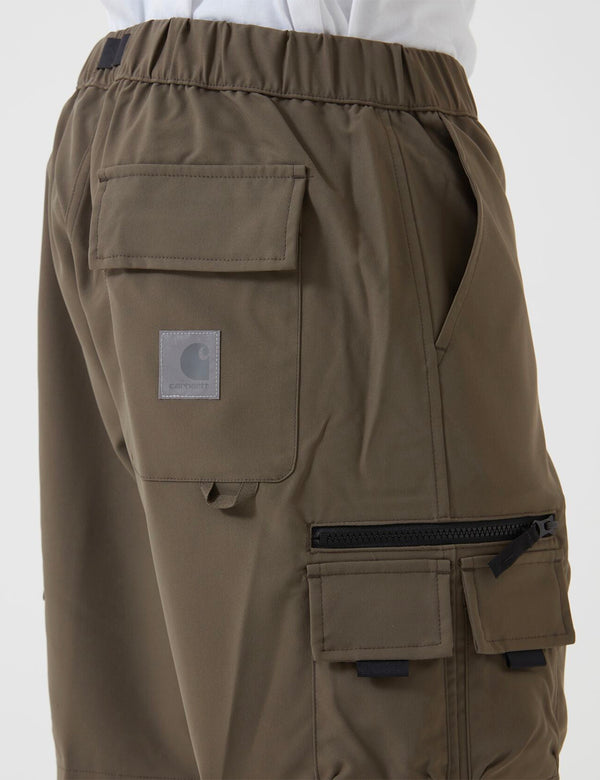 Carhartt-WIP Elmwood Pant (Stretch) - Moor Green