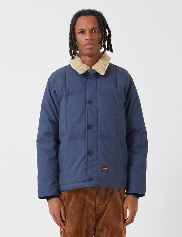 Carhartt-WIP Doncaster Jacket - Blue