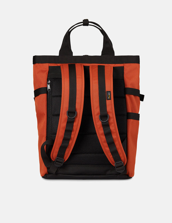 Carhartt-WIP Payton Carrier Backpack - Cinnamon/Black