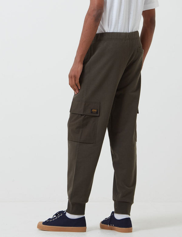 Carhartt-WIP Klicks Sweat Pant - Cypress Green