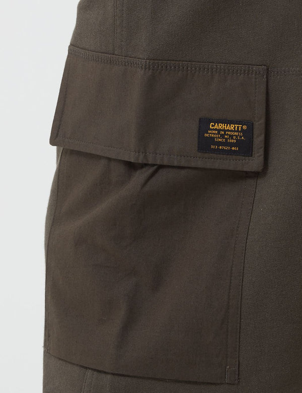 Pantalon de survêtement Carhartt-WIP Klicks - Cypress Green