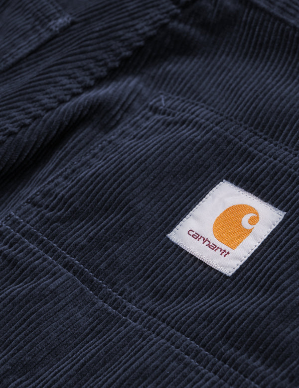Carhartt-WIP Simple Pant - Dark Navy Blue