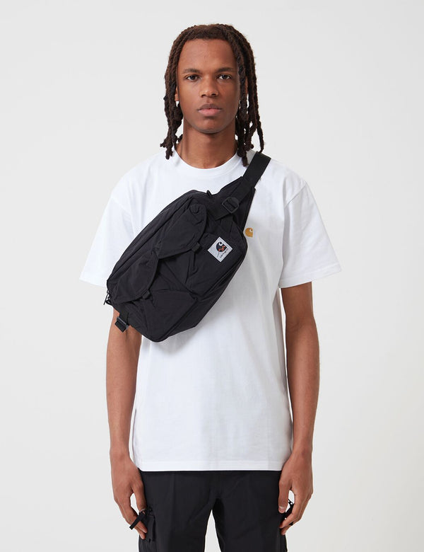 Carhartt-WIP Hayes Hip Bag - Black