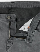 Edwin 'Made in Japan' Kaihara Selvage 12.5oz Jeans (Slim Tapered) - Black Mid-Used