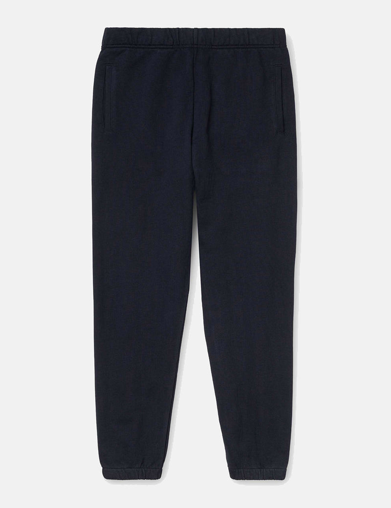 Carhartt-WIP Pocket Sweat Pant - Dark Navy Blue