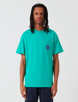 Carhartt-WIP Note Pocket T-Shirt - Yoda Green