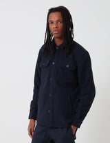 Carhartt-WIP Owen Shirt Jacket - Dark Navy