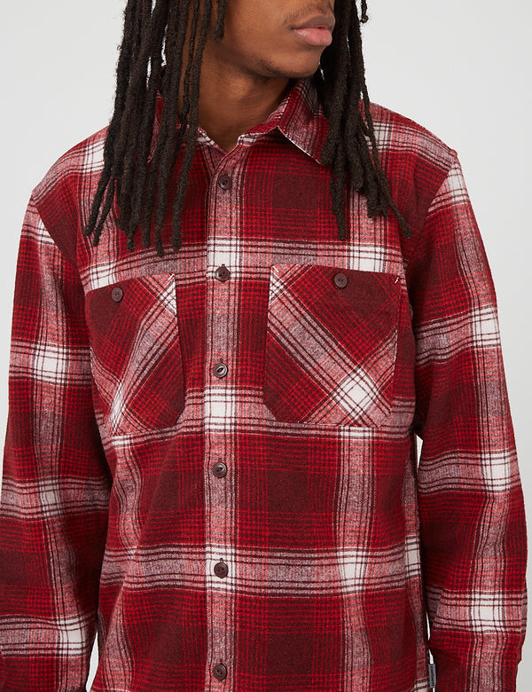 Carhartt-WIP Nigel Check Shirt - Nigel Check, Rocket