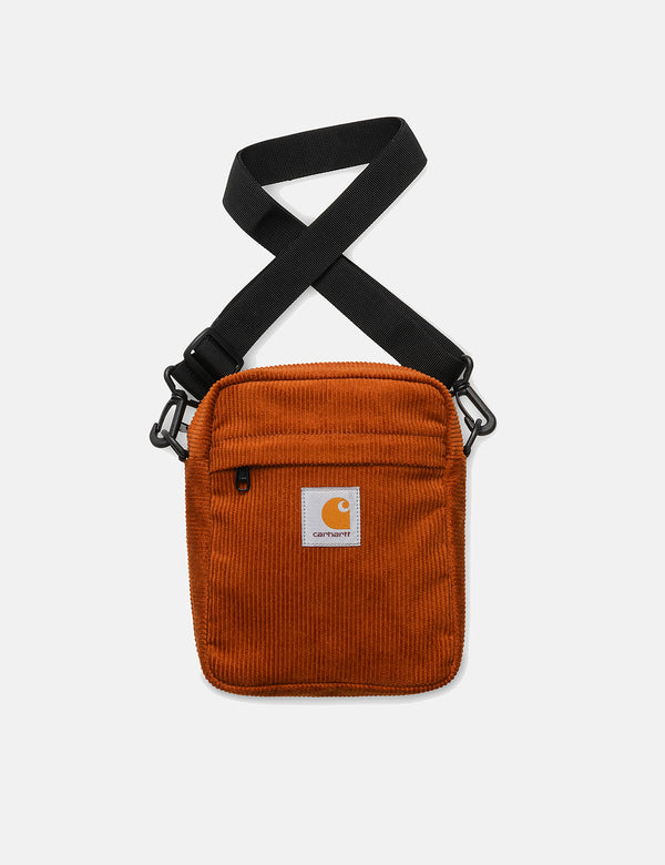 Carhartt-WIP Cord Bag Small (Corduroy) - Brandy