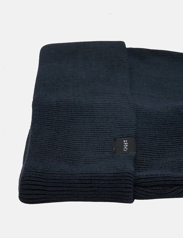 Edwin Watch Cap Beanie - Navy Blazer