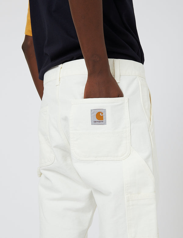 Carhartt-WIP Ruck Single Knee Pant (Organic Cotton) - Wax rinsed
