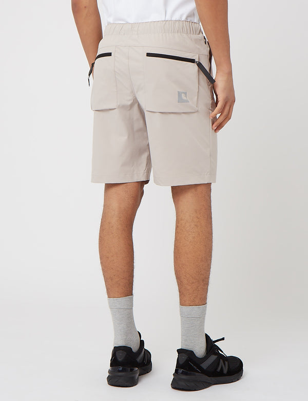 Carhartt-WIP Hurst Short (Mechanical Stretch Ripstop) - Glaze