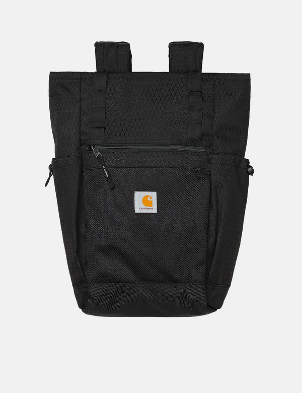 Carhartt-WIP Spey Backpack (Diamond Ripstop) - Black/Black